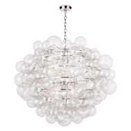 Regina Andrew Lighting Nimbus Glass Chandelier - Clear 16-1202