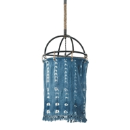 Regina Andrew Lighting Nomad Pendant Small - Indigo