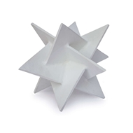 Regina Andrew Home Origami Star Small - White