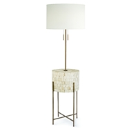 Regina Andrew Lighting Resse Floor Lamp - Natural Brass 14-1024NB