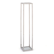 Regina Andrew Home Sophie Pedestal Large - Polished Nickel