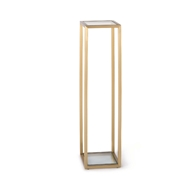 Regina Andrew Home Sophie Pedestal Medium - Natural Brass