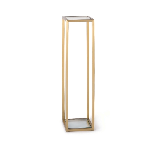 Regina Andrew Home Sophie Pedestal Medium - Natural Brass 30-1075NB