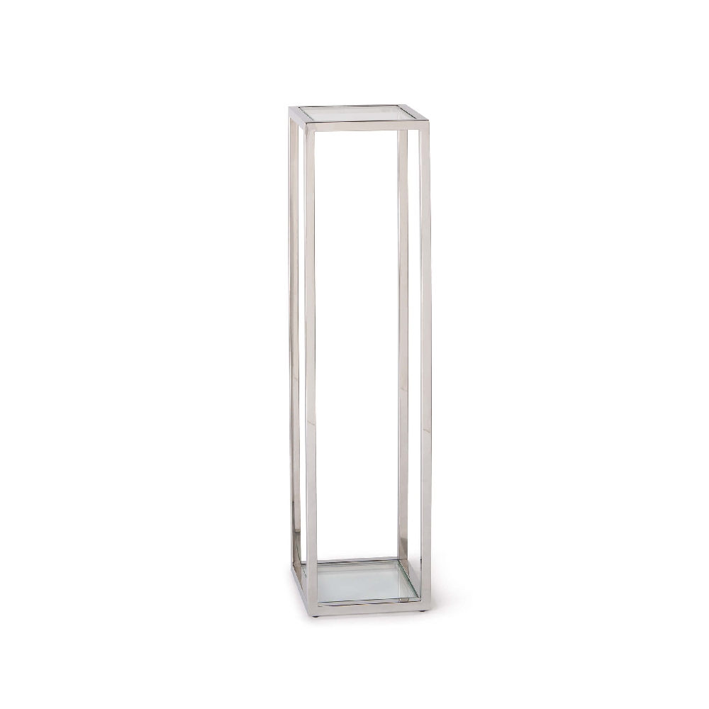 Regina Andrew Home Sophie Pedestal Small - Polished Nickel 30-1088PN