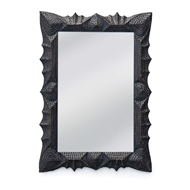Regina Andrew Home Tramp Art Mirror - Black