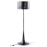 Regina Andrew Lighting Trilogy Floor Lamp - Black Iron 14-1008BI