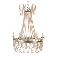 Aidan Gray Lighting Amber Chandelier L846-CHAN-PINK