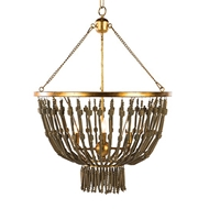 Aidan Gray Lighting Cole Pendant L506-PEND-BRN