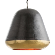 Arteriors Lighting Drake Pendant 42084 - Iron