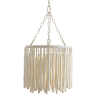 Arteriors Lighting Tilda Pendant 49558 - Wood