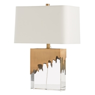 Arteriors Lighting Frye Lamp 49710-665 - Crystal