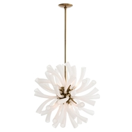 Arteriors Lighting Emmy Chandelier 89049 - Steel