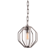 Arteriors Lighting Atlas Pendant DS49011 - Steel