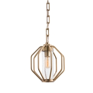 Arteriors Lighting Atlas Pendant DS49013 - Iron