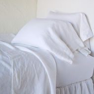 Bella Notte Linen Fitted Sheet