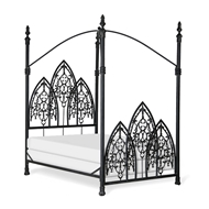 Corsican Furniture Gothic Canopy Bed