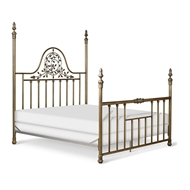 Corsican Furniture Company Magic Garden Four Post Bed 43484