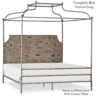 Corsican Furniture Company Olivia Canopy Bed 43684