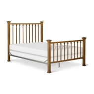 Corsican Furniture Standard Bed with square posts