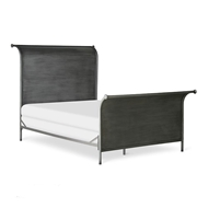 Corsican Furniture Company Standard Panel Sleigh Bed 1175