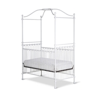 Corsican Furniture Company Stationary Canopy Crib 42924