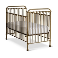 Corsican Furniture Company Stationary Crib 1682
