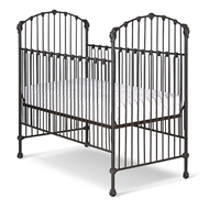 Corsican Furniture Stationary Crib 40554