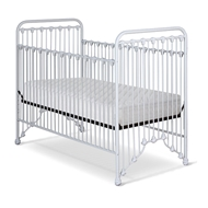 Corsican Furniture Company Stationary Crib 41724