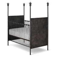 Corsican Furniture Stationary Four Post Crib