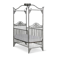 Corsican Furniture Company Stationary Garden Canopy Crib 40410