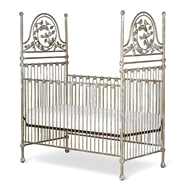 Corsican Furniture Company Stationary Versailles Garden Crib 42458