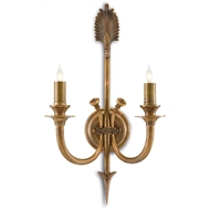 Currey & Company Lighting Whitley Wall Sconce