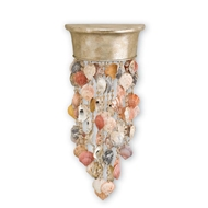 Currey & Company Lighting Seaside Wall Sconce 5192