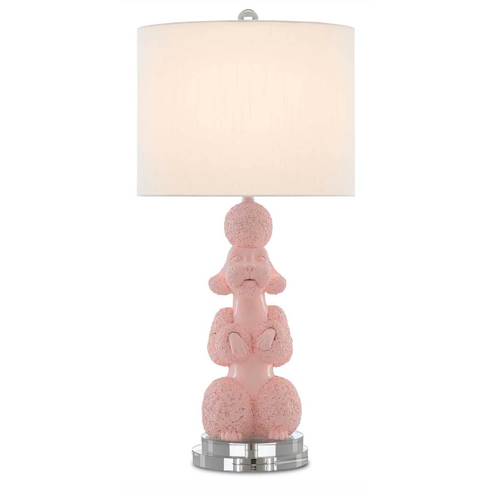 Currey company lighting ms poodle table lamp 6000 0251 best match currey company lighting ms poodle table lamp geotapseo Images