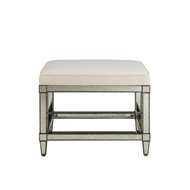 Currey & Company Home Monarch Stool 7106