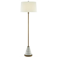 Currey & Company Lighting Rylan Floor Lamp