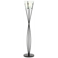 Currey & Company Lighting Beckon Floor Lamp 8000-0022