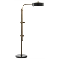 Currey & Company Lighting Abram Floor Lamp 8000-0023