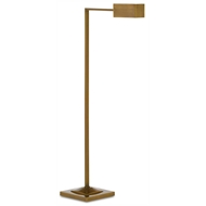 Currey & Company Lighting Ruxley Floor Lamp 8000-0025