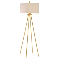 Currey & Company Lighting Akimbo Floor Lamp