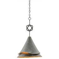 Currey & Company Lighting Hanausububi Pendant 9000-0229