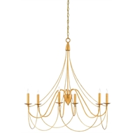 Currey & Company Lighting Ophir Chandelier
