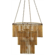 Currey & Company Lighting Mantra Chandelier 9000-0247