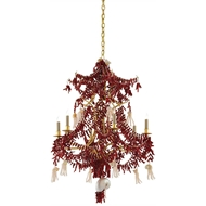 Currey & Company Lighting Chimera Chandelier 9000-0248