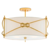 Currey & Company Lighting Ariadne Semi-Flush 9000-0272
