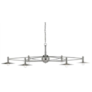 Currey & Company Lighting Penshaw Chandelier 9000-0284
