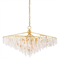 Currey & Company Lighting Tempest Chandelier 9000-0286