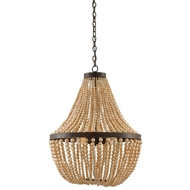 Currey & Company Lighting Lustre Chandelier 9000-0301