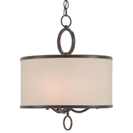 Currey & Company Lighting Brownlow Pendant, Small 9000-9107