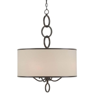 Currey & Company Lighting Brownlow Pendant, Large 9000-9108